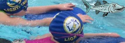 Coach Rob's Pool School - Lightning Swim Team Elite